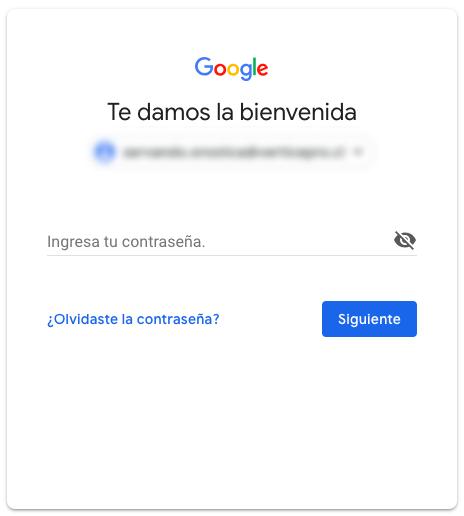 Ingresar a cuenta gmail