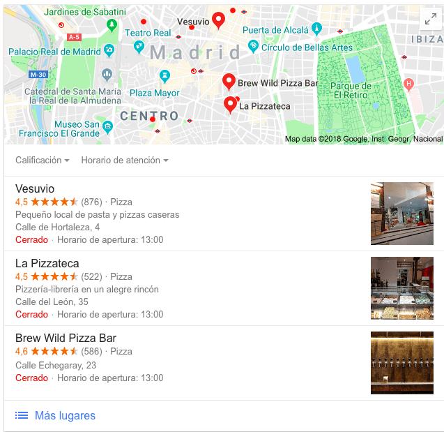 Publicidad gratis en google maps